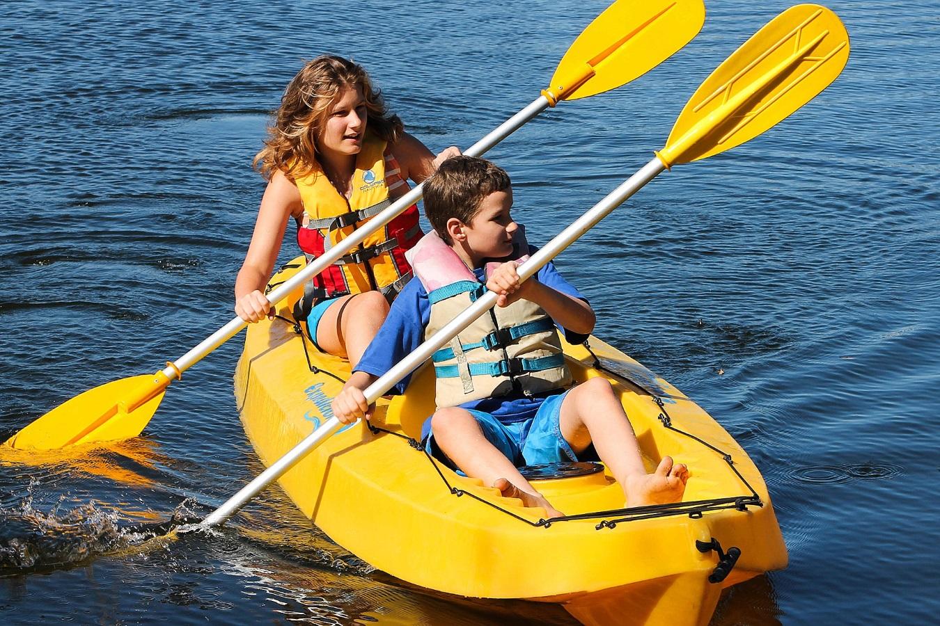 Local Area- Water Sports - Little Dunley Cottages Devon