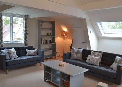 Vine Lodge living room 2