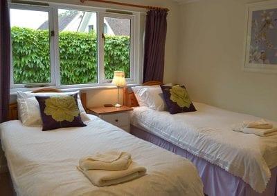 Vine Lodge Twin Room