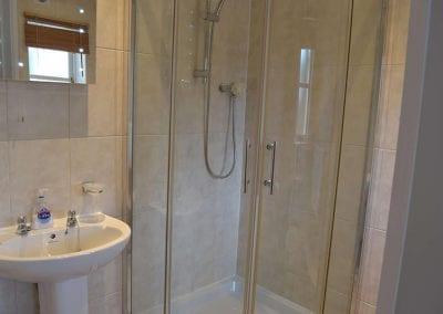 Vine Lodge Shower