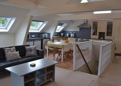 Vine Lodge kitchen 2
