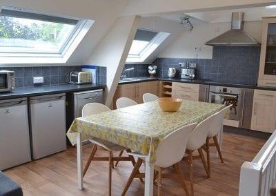 Vine Lodge kitchen