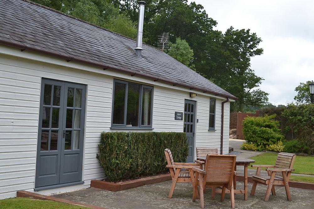 Acorn Cottage Little Dunley Cottages Devon