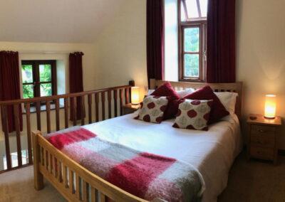 Fig Cottage - Bedroom - Little Dunley Cottages