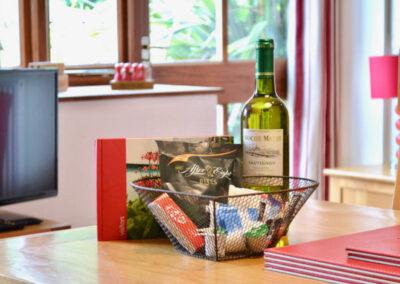 Wisteria Cottage Devon - Welcome Pack - Little Dunley Cottages