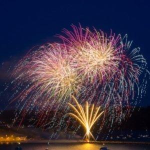 British Firework Championships - Plymouth